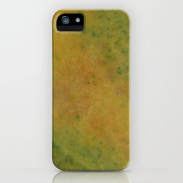 Field of Green #2 iPhone Case