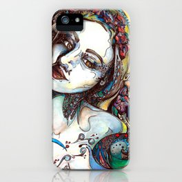 Synesthesia iPhone Case