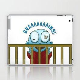 Nobody puts Baby Zombie in a corner! Laptop & iPad Skin