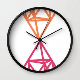 Timelapse Wall Clock
