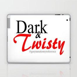Dark and Twisty  Laptop & iPad Skin