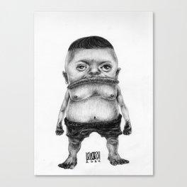 BOBOK Canvas Print