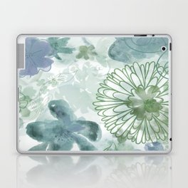 Bouquet of Dreams -- muted Laptop & iPad Skin