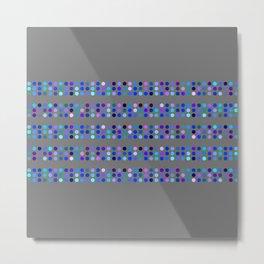 Mozaik v.2 Metal Print