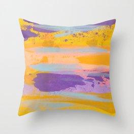 Abstract No. 418 Throw Pillow