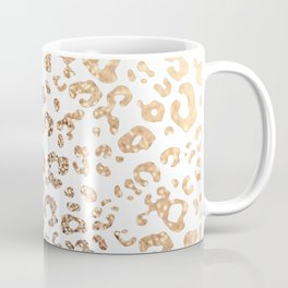 GOLD LEO Coffee Mug