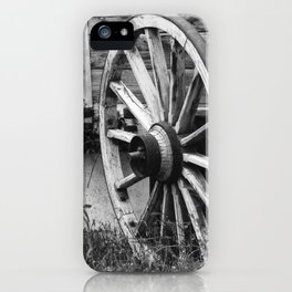 The wheel iPhone Case