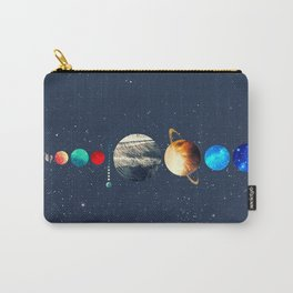 Solar System vol 2 Carry-All Pouch