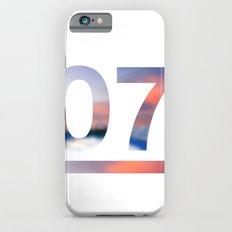 07 Jersey iPhone 6s Slim Case