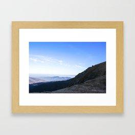 Paysage-F17 Framed Art Print