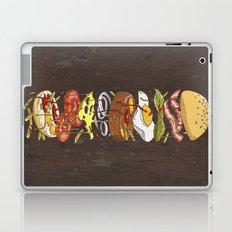 Burger Laptop & iPad Skin