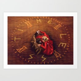 We Are Timeless Art Print