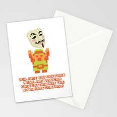 Legend of Guy Stationery Cards