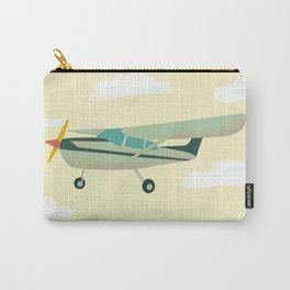 Flying Above the Clouds Carry-All Pouch