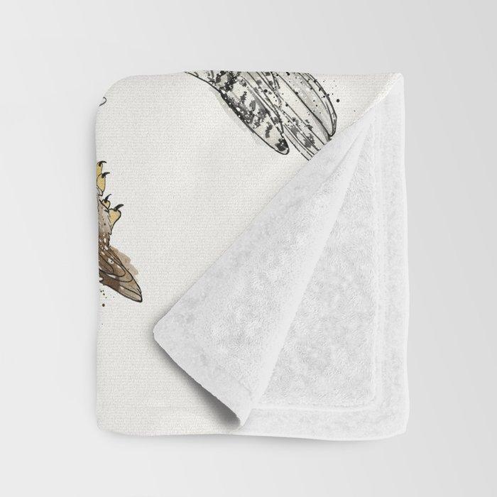 Owls Throw Blanket