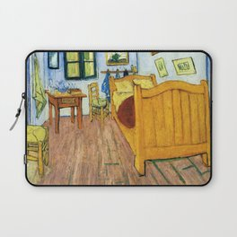 Vincent Van Gogh Bedroom in Arles Laptop Sleeve