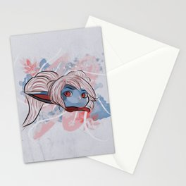 Poppy   League of Legends Stationery Cards