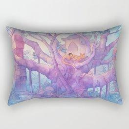 The Banyan Tree Rectangular Pillow