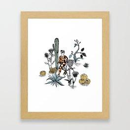 Arlecchino Framed Art Print