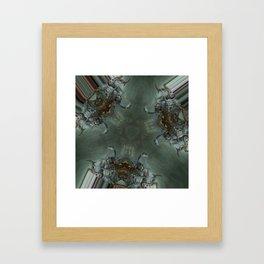 The Landers Framed Art Print