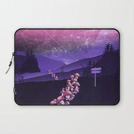 Mushroom Wanderlust Laptop Sleeve