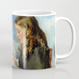 "John Everett Millais ""The Garland Weavers"" Coffee Mug"