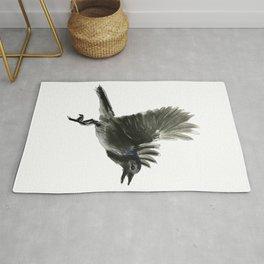 Bird in Flight Rug