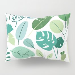 Botanical Chart Pillow Sham