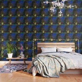 """Odilon Redon """"Roger et Angelica"""" Wallpaper"""