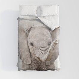 Baby Elephant - Colorful Comforters