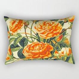 Vintage Garden 26 Rectangular Pillow