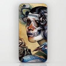 Queen of Indulgence  iPhone & iPod Skin