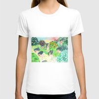 psychedelic T-shirts featuring Psychedelic by Risahhh