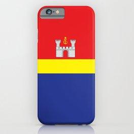 flag of Kaliningrad Oblast iPhone Case