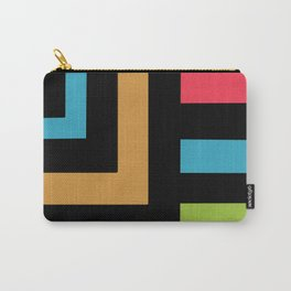 The Fifties Called Carry-All Pouch