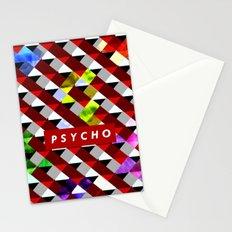 PSYCHO Stationery Cards