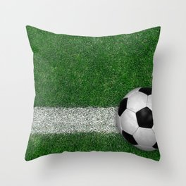 Ball V2 Throw Pillow