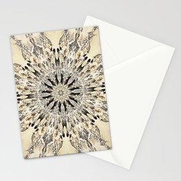 Vintage Mandala Stationery Cards