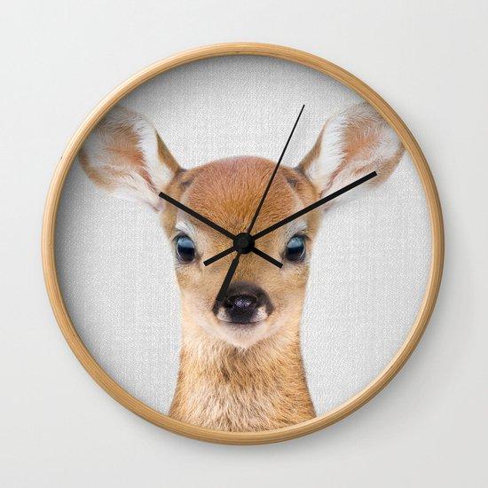 Baby Deer - Colorful by galdesign
