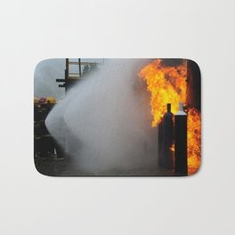 ¡IN FIRE! Bath Mat