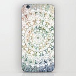 Love Mandala Earth iPhone Skin