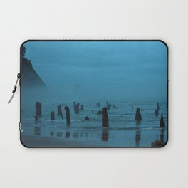 Ghost Forest Laptop Sleeve