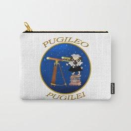Pug. Astronomer. Pugileo Pugilei Carry-All Pouch