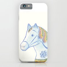 Memories of a wooden horse Slim Case iPhone 6s