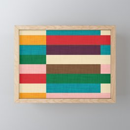 Kilim #homedecor Framed Mini Art Print