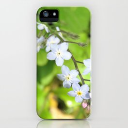 Malvern Bloom iPhone Case