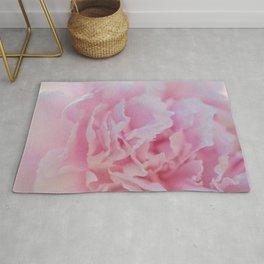 Pink Peony - Flower Photography Rug