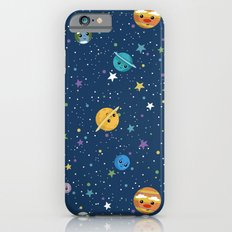 Out Of This World Cuteness (dark) Slim Case iPhone 6s