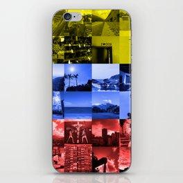 Venezuela tricolor iPhone Skin
