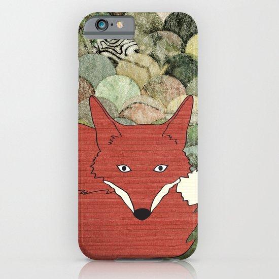 Mr. Fox iPhone & iPod Case